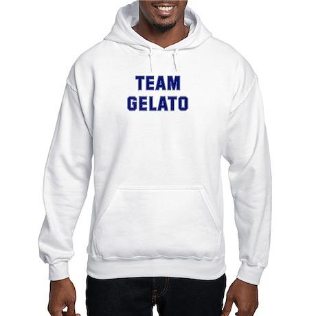 Team GELATO Hooded Sweatshirt