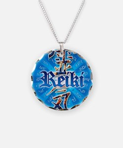REIKI HEALING HANDS just for Necklace