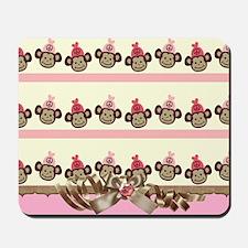 Monkey Hats Mousepad
