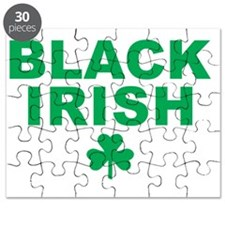 Black irish Puzzle
