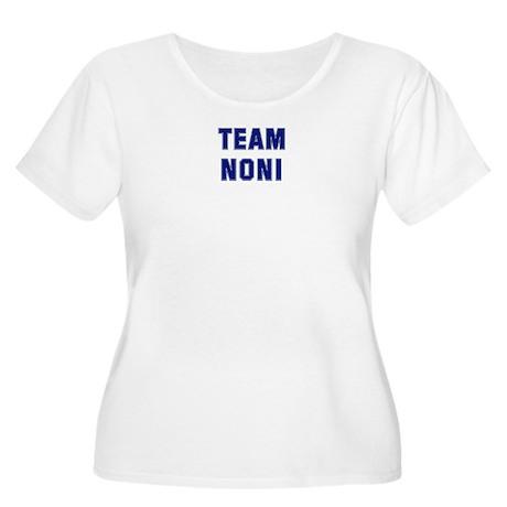 Team NONI Women's Plus Size Scoop Neck T-Shirt