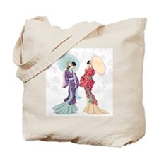 Beautiful Geishas Tote Bag