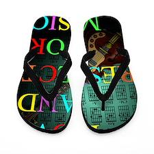 KuuMa Guitar Love 06 Flip Flops