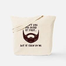The Beard Tote Bag