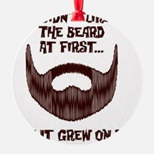 The Beard Ornament