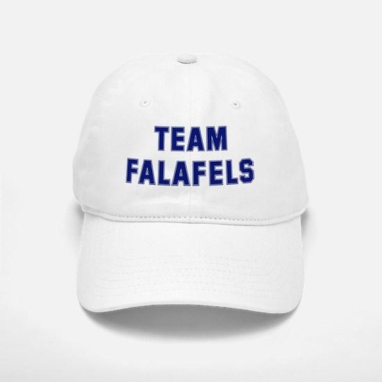 Team FALAFELS Baseball Baseball Cap