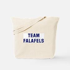 Team FALAFELS Tote Bag