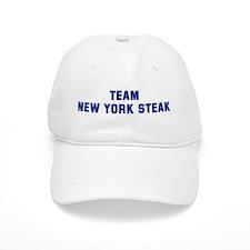 Team NEW YORK STEAK Baseball Cap