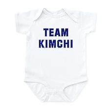 Team KIMCHI Infant Bodysuit