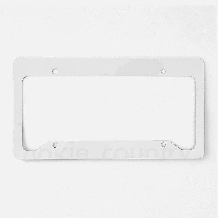 Hokies License Plate Holder
