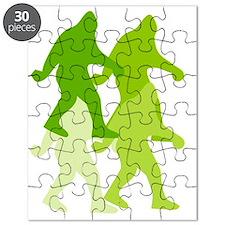 Mossy Bigfoot Puzzle