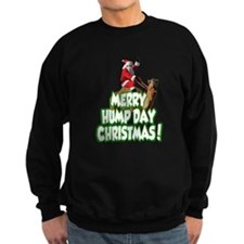 Funny Merry Hump Day Christmas Sweatshirt