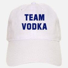 Team VODKA Baseball Baseball Cap