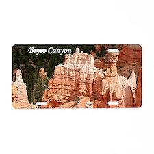 Bryce Canyon, Utah 3 (capti Aluminum License Plate