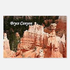 Bryce Canyon, Utah 3 (cap Postcards (Package of 8)