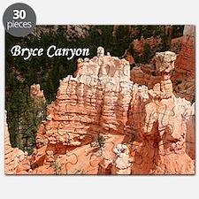 Bryce Canyon, Utah 3 (caption) Puzzle