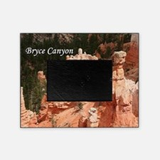 Bryce Canyon, Utah 3 (caption) Picture Frame