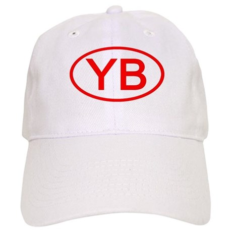 YB Oval (Red) Cap