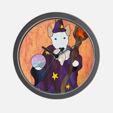 Bully Wizard Wall Clock