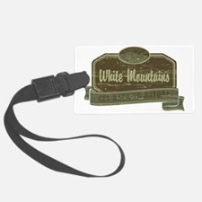 White Mountains: Get Back to Nat Luggage Tag