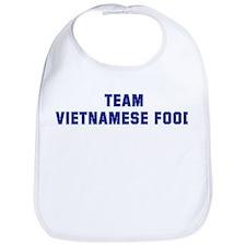 Team VIETNAMESE FOOD Bib