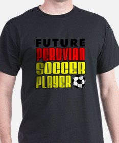 Future Peruvian Soccer Player T-Shirt
