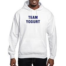 Team YOGURT Hoodie
