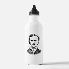 Edgar Allan Poe Water Bottle