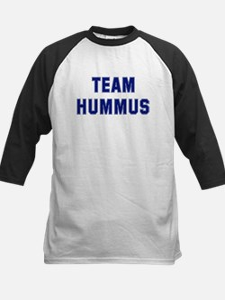 Team HUMMUS Kids Baseball Jersey