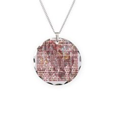 Horses of the Year 1887-2012 Necklace
