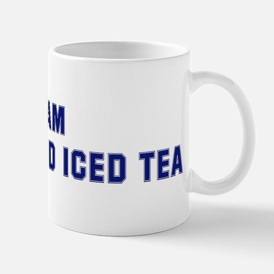 Team LONG ISLAND ICED TEA Mug