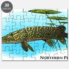 Northern Pike Puzzle