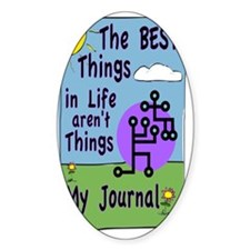 Best Things in Life JRNL Decal