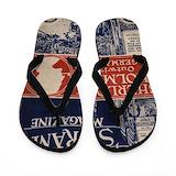 Sherlock holmes Flip Flops
