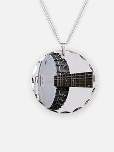 Vintage Banjo Necklace