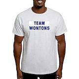 Team wonton Tops