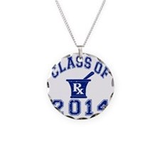 Class Of 2014 Pharmacy Necklace