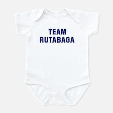 Team RUTABAGA Infant Bodysuit