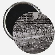 The Past Coney Island 1 Magnet
