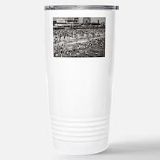 The Past Coney Island 1 Travel Mug