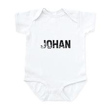 Johan Infant Bodysuit