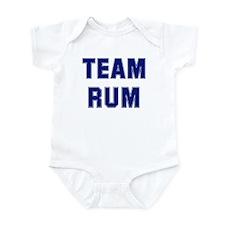 Team RUM Infant Bodysuit