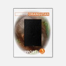Save the Orangutan Picture Frame