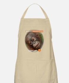 Save the Orangutan Apron