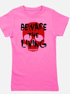 Undercity - Beware the Living Girl's Tee