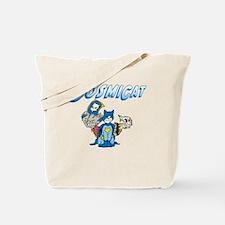 CosmiCat Trinity Logo Tote Bag