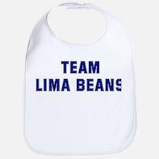 Team LIMA BEANS Bib
