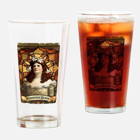 Eugenie Blair - US Printing - 1899 Drinking Glass