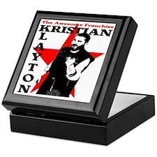 Kristian Klayton Star Keepsake Box