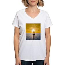 Sailing into the sunset Shirt